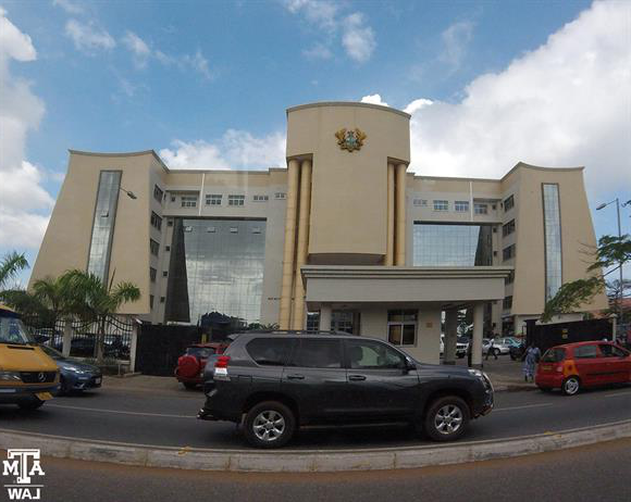 Ghana Law Courts Complex