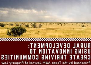 Rural Land Save the Date