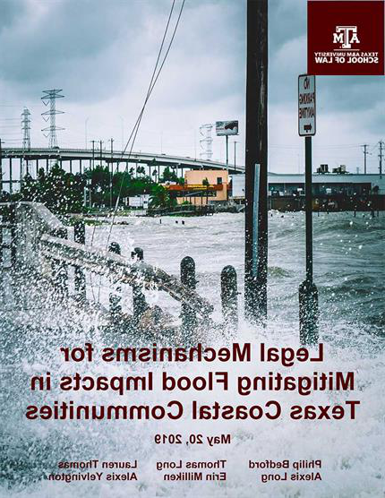 coastal communities flooding report cover